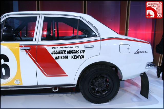Mitsubishi Lancer 1600 GSR Safari Rally 02