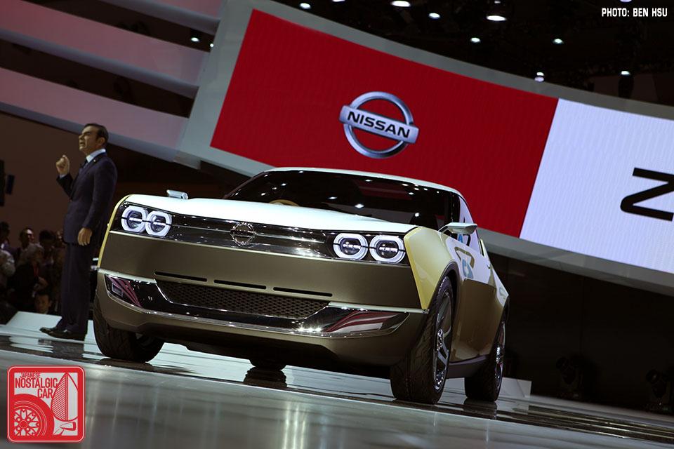 Nissan IDx FreeFlow Datsun 510 Concept 01