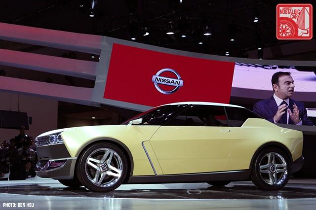 Nissan IDx FreeFlow Datsun 510 Concept 02