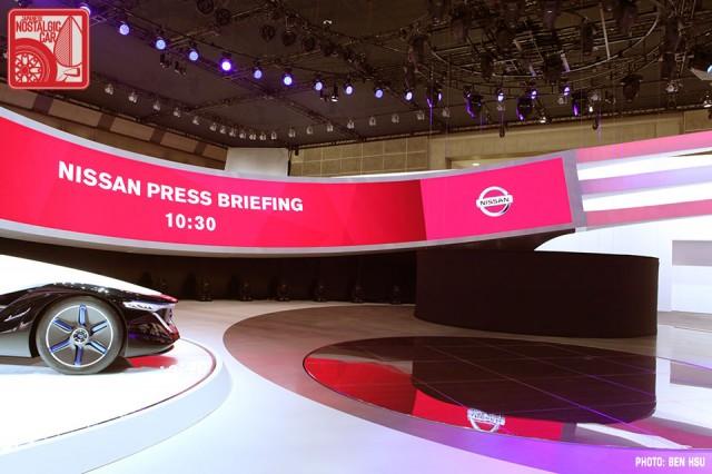 Nissan Tokyo Motor Show