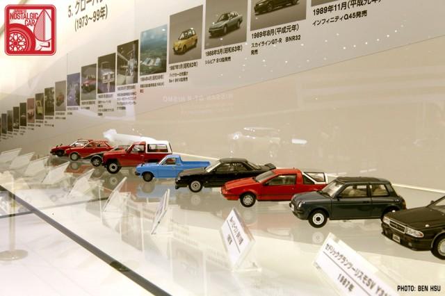 Nissan Tokyo Motor Show model cars 2