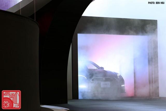 Tokyo Motor Show Nissan GTR NISMO