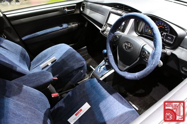 Toyota Corolla Fielder Jeans 02