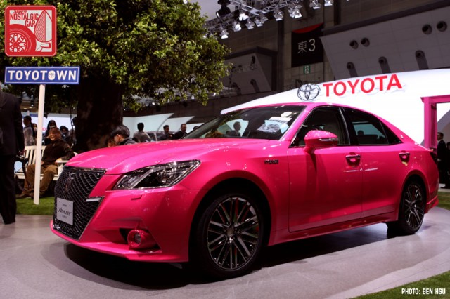 Toyota Crown S120 pink 01