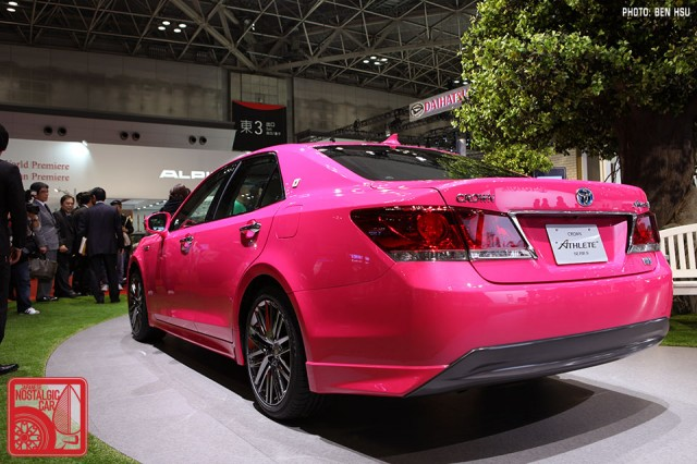 Toyota Crown S120 pink 2