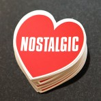 Decal – Love Nostalgic (English)