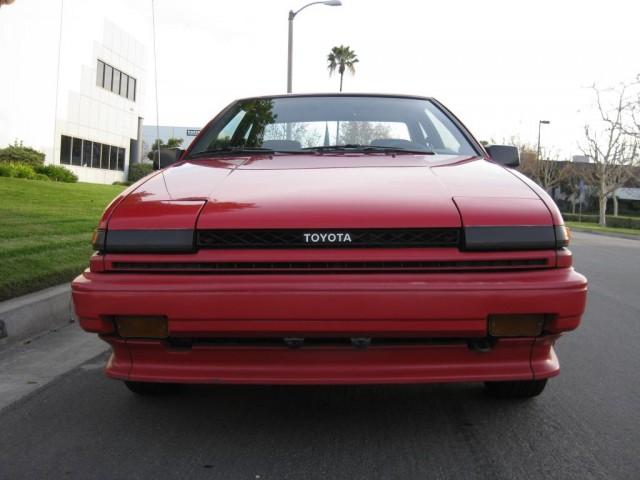 1987 Toyota Corolla GTS AE86 02