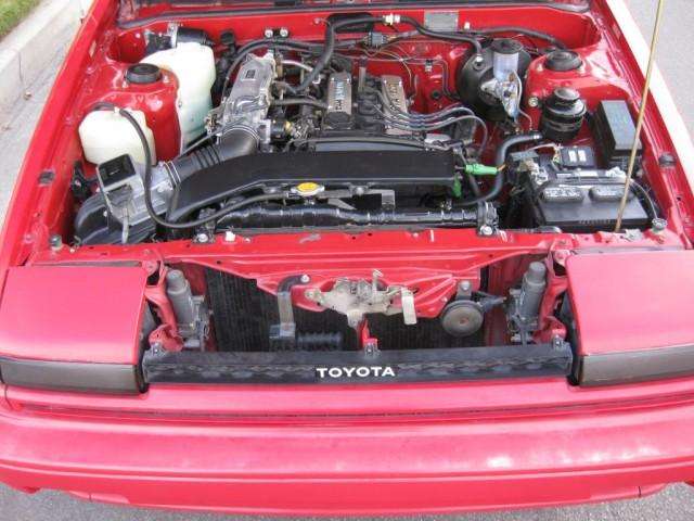 1987 Toyota Corolla GTS AE86 07