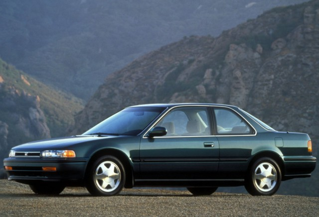1990 Honda Accord Coupe