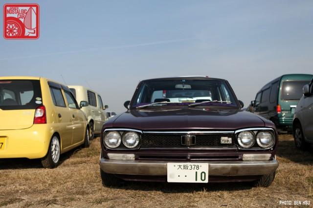 20131124-117_Nissan Skyline C10 Hakosuka