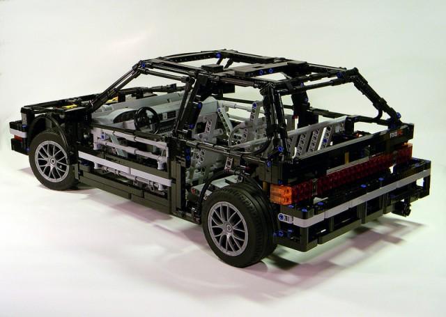 Lego Honda Civic EF