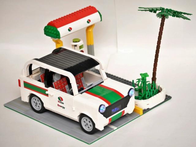 Lego Honda N360