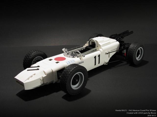 Lego Honda RA272 F1