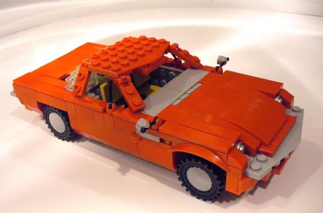 Lego Mazda Cosmo Sport
