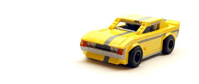 Lego Toyota Celica TA22 2
