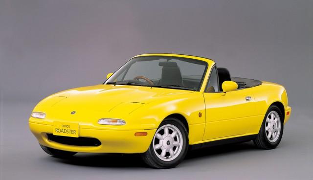 Mazda MX-5 Roadster 1989