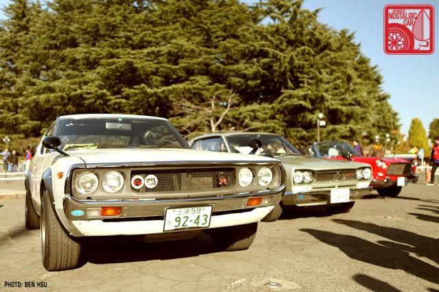 Events Meiji Jingu Classic Car Festival Parade Part 02
