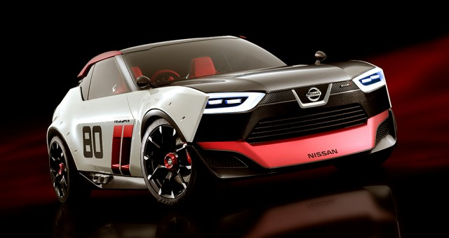 News Nissan Idx Gets A Nose Job For North American Debut