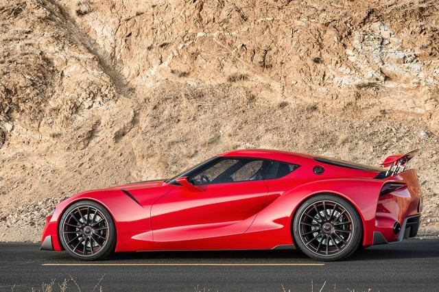 News Toyota Supra And Sub Scion Fr S Sports Car Confirmed