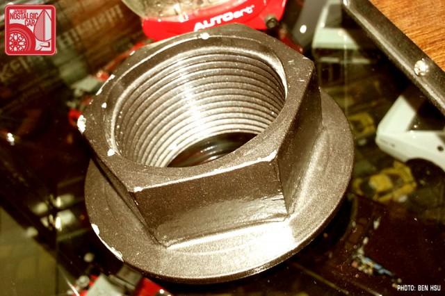 Mazda 787B wheel nut