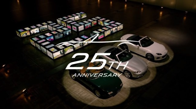 Mazda MX-5 Miata 25th anniversary
