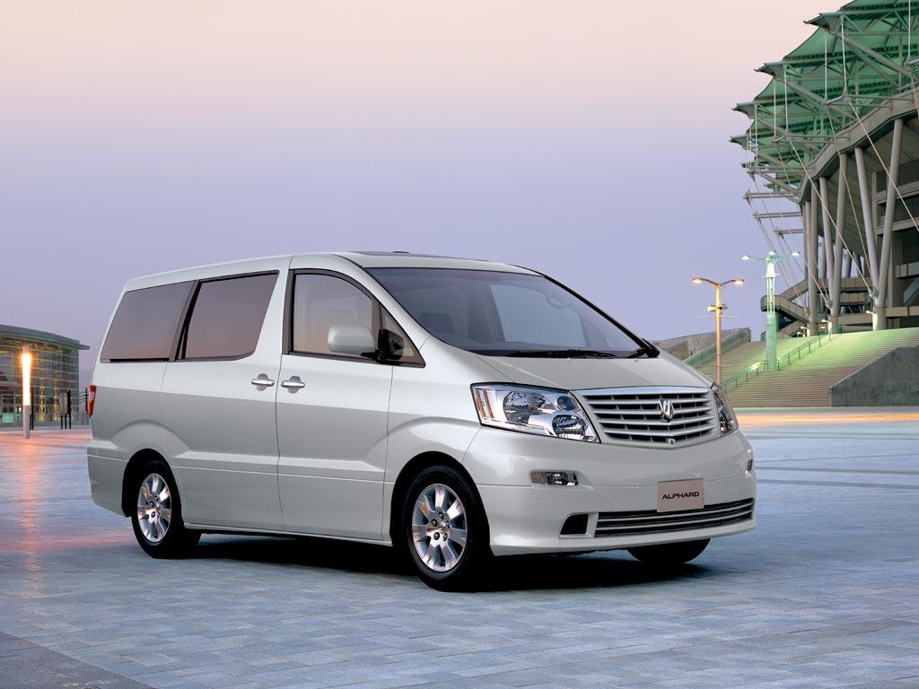 FUTURE NOSTALGIC: Toyota Alphard, king of VIP vans