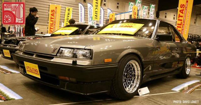 176-DL0556_Utilitas Nissan Skyline R30