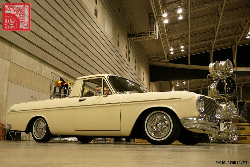 397 Dl0689 Mooneyes Toyota Crown Pickup S40 Japanese