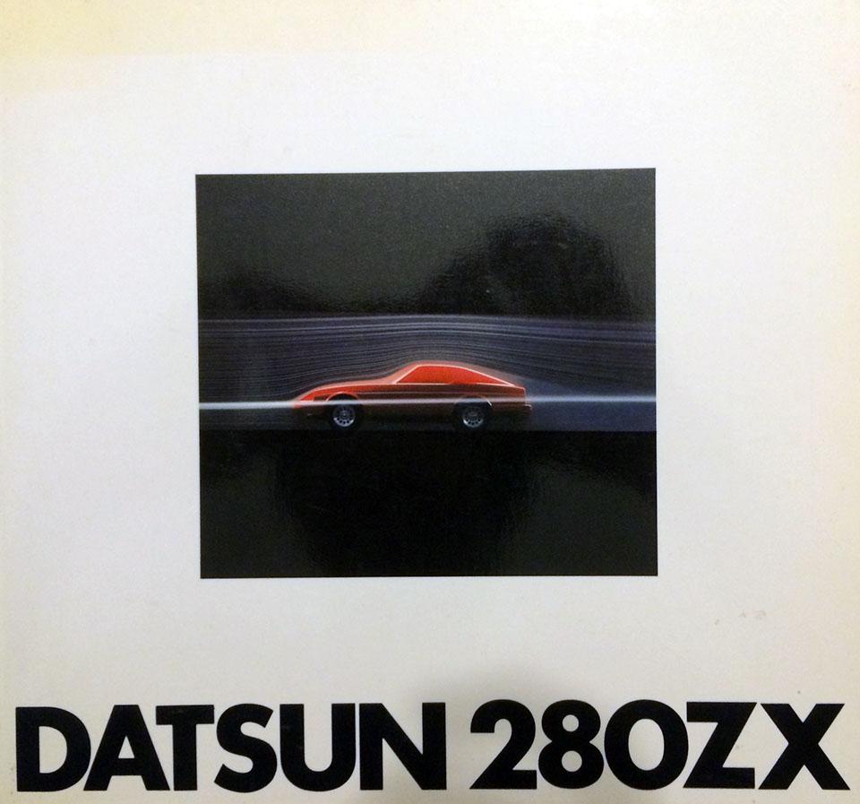 Datsun 280ZX book cover