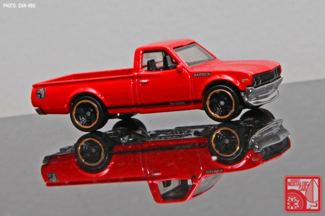 Hot Wheels Datsun 620 red JNC 01
