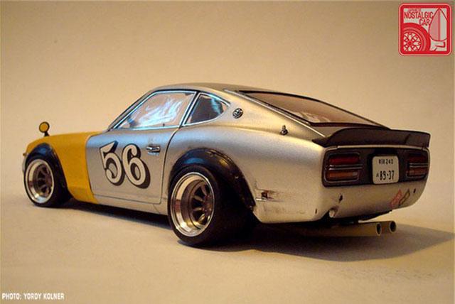 MINICARS: Custom 1:18 Models By Yordy Kolner