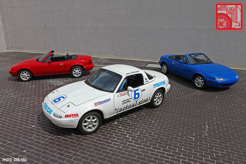 MOTORSPORT: Inaugural Mazda Miata Heritage Cup inducts MX-5 into vintage racing world