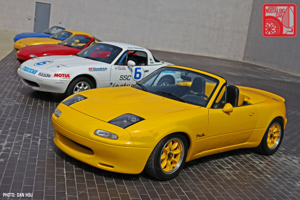 25 Year Club The Mazda Mx 5 Is Officially A Japanese