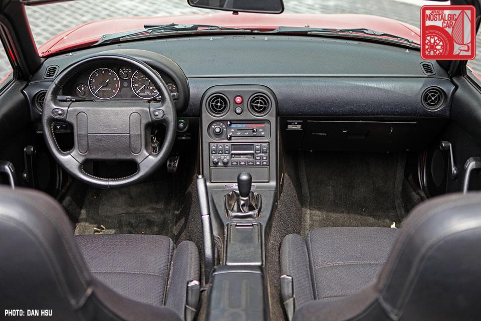 PROFILES: 1989 Mazda MX-5 Miata Club Racer | Japanese Nostalgic Car