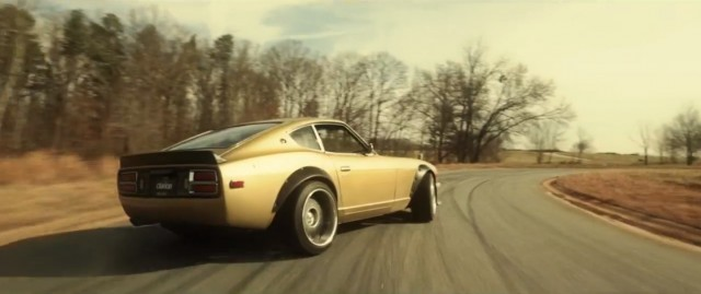 Chris Forsberg Datsun 280Z Drift