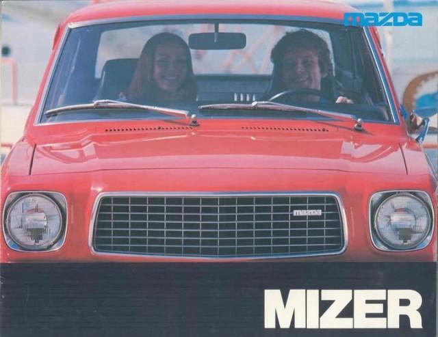 Mazda Mizer