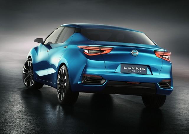 Nissan Lannia Bluebird 06