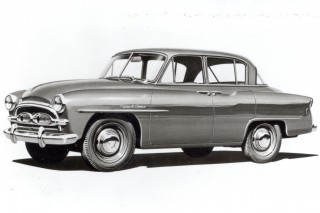 1958 Toyota Toyopet Crown Sedan