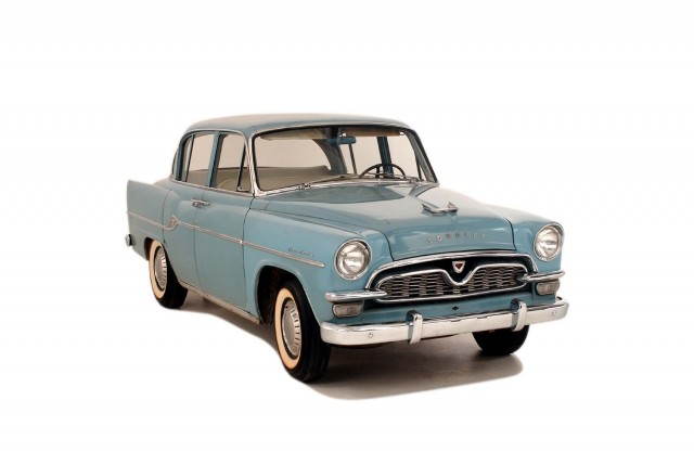 1959 Toyota Toyopet Crown Sedan