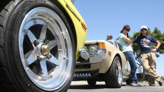 LA Times Japanese Classic Cars