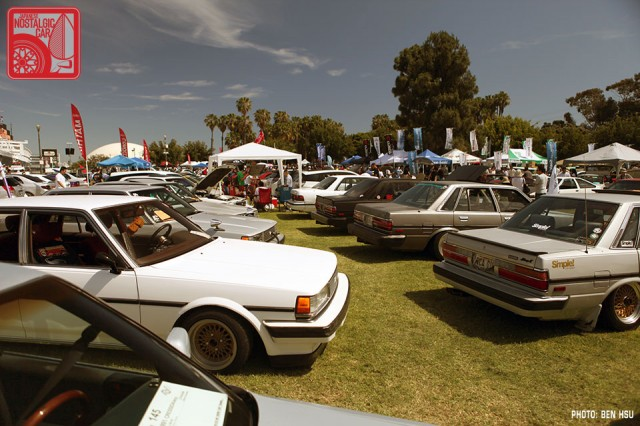 Toyotafest 2014 Cressidas