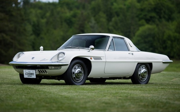 1967 Mazda Cosmo Sport Monterey Historics auction