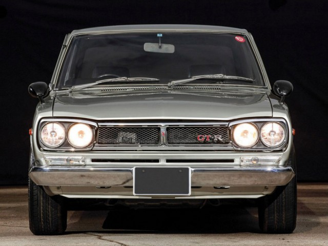 1972 Nissan Skyline GT-R KPGC10-001445 04