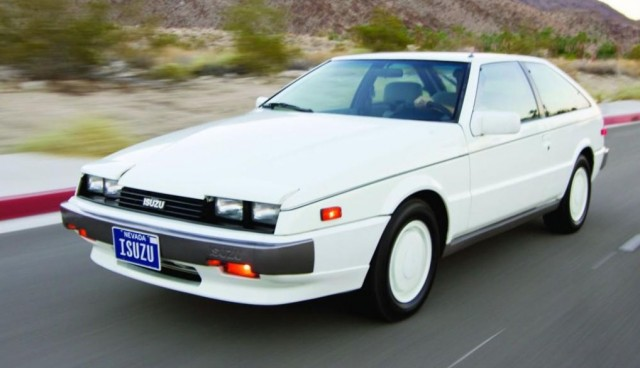 1987 Isuzu Impulse Turbo RS Bart Wilkus
