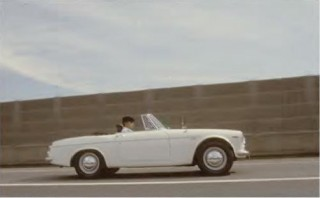 Koichi Inouye - Datsun Fairlady Roadster