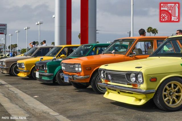 EVENTS: 2014 Nissan Jam, Part 01 | Japanese Nostalgic Car