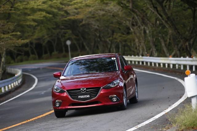 Mazda Hakone Turnpike
