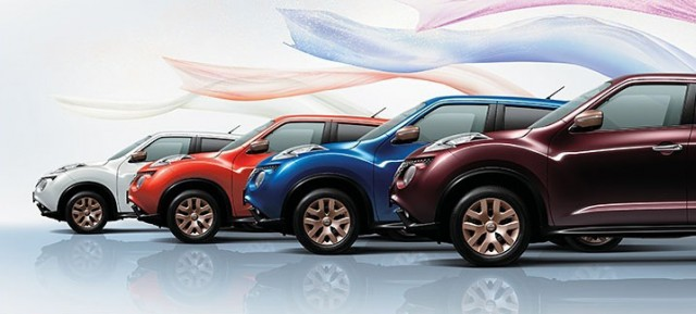 Nissan Juke 80th Special Color