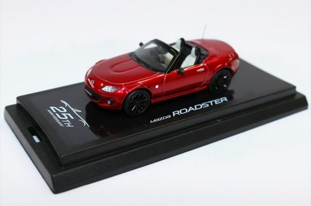 Mazda MX-5 Miata 25th Anniversary Minicar