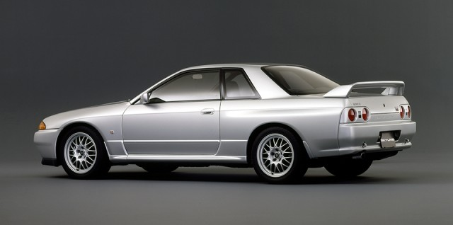 Why the R32 Nissan Skyline GTR has doubled in price  Japanese
